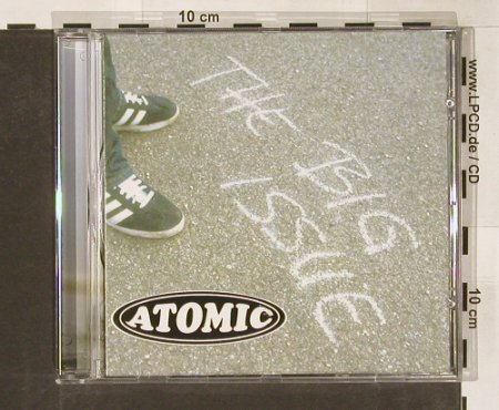 Atomic: The Big Issue, Atomic(), D, 00 - CD - 63161 - 5,00 Euro