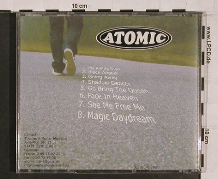 Atomic: The Big Issue, Atomic(), D, 00 - CD - 63161 - 7,50 Euro