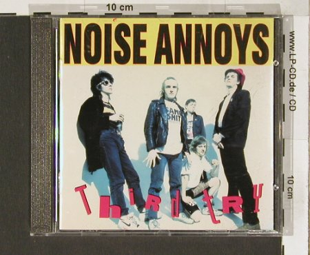Noise Annoys: Third Step, Virgin(), , 91 - CD - 63262 - 10,00 Euro