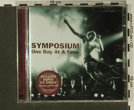 "Symposium: One Day At A Time, Infectious(), EEC, 97 - CD+5"" - 63381 - 4,00 Euro"