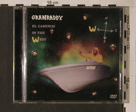 Grandaddy: El Caminos In The West, V2(VVR8023669), EC, 2003 - CD - 63550 - 7,50 Euro