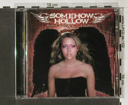 Somehow Hollow: Busted Wings & Rusted Halos, Victory(VR 191), , co, 03 - CD - 63591 - 6,00 Euro