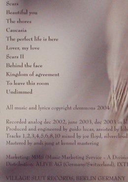 Judson Clemmons,David: Life in the Kingdom of Agreeme, Village Slut(), , 2004 - CD - 63719 - 10,00 Euro