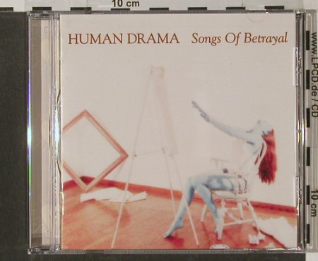 Human Drama: Songs Of Betrayal, Hyperium(), D, 1995 - CD - 63781 - 10,00 Euro