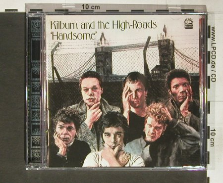 Kilburn & The High.Roads: Handsome (Ian Dury),18 Tr., Sanctuary(), EU, 2004 - CD - 63792 - 7,50 Euro