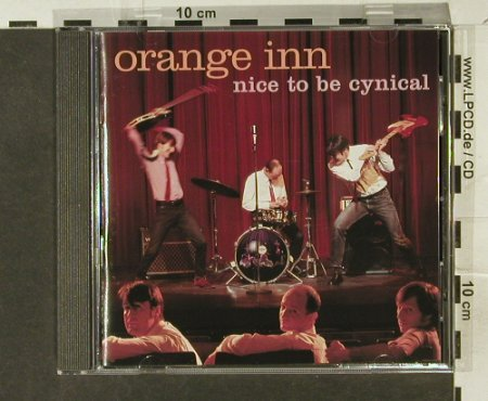 Orange Inn: Nice to be Cynical, No Fun(), D,  - CD - 63823 - 4,00 Euro