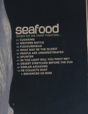 Seafood: When Do We Start Fighting..., Infectious(), UK, 01 - CD - 63856 - 7,50 Euro