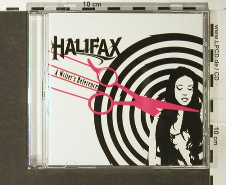Halifax: A Writer's Reference, EP, 7 Tr., Drive-Thru Rec.(), EU, 2004 - CD - 64044 - 5,00 Euro