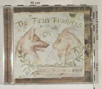 Fiery Furnaces: Gallowsbird's Bark, RoughTrade(), UK, 03 - CD - 64195 - 5,00 Euro