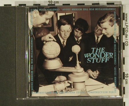 Wonderstuff: Construction For Modern Idiot, Polydor(), UK, 93 - CD - 64215 - 5,00 Euro