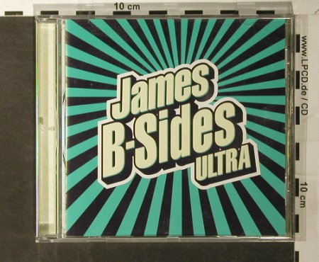 James: B-Sides Ultra, Mercury(5484402), EU, 2001 - CD - 64258 - 10,00 Euro