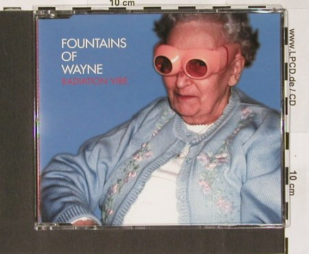 Fountains Of Wayne: Radiation Vibe+3, Atlantic(), D, 96 - CD5inch - 64417 - 4,00 Euro