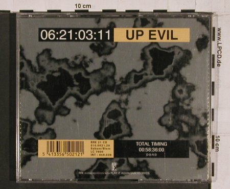 Front 242: 06:21:03:11 Up Evil, Play it ag(RRE 21CD), ,  - CD - 64452 - 11,50 Euro