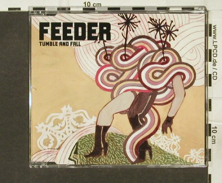 Feeder: Tumble and Fall *2+2+video, Echo(157), , 2005 - CD5inch - 64584 - 2,50 Euro