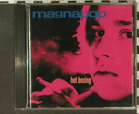 Magnapop: Hot Boxing, Promo, 14 Tr., Play it ag(Bias 251), , 1992 - CD - 64645 - 4,00 Euro