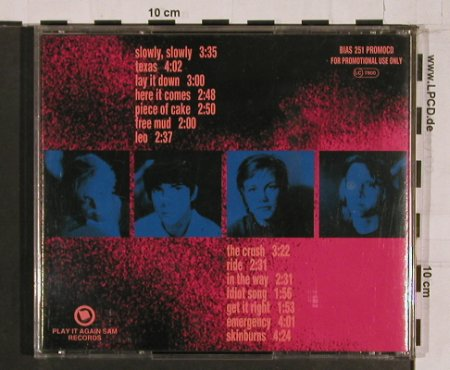 Magnapop: Hot Boxing, Promo, 14 Tr., Play it ag(Bias 251), , 1992 - CD - 64645 - 10,00 Euro