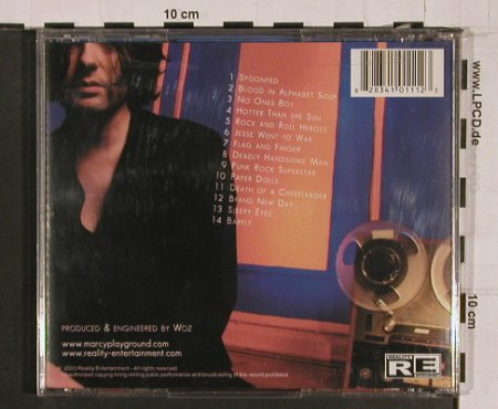 Marcy Playground: mp3, Reality(), , 2004 - CD - 64978 - 7,50 Euro