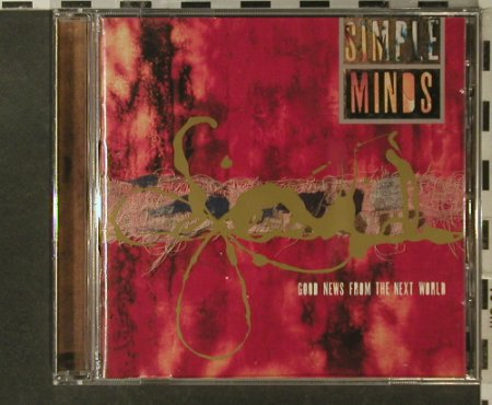 Simple Minds: Good News From The Next World, Virgin(), NL, 1995 - CD - 65092 - 7,50 Euro