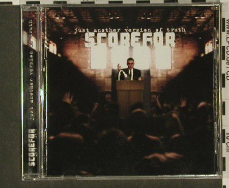 Scorefor: Just Another Version Of Truth, Wolverine(), D, 03 - CD - 65197 - 11,50 Euro