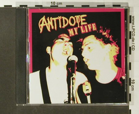 Antidote: My Life, 1997-99, DirtyFaces(DF87), D, 01 - CD - 65393 - 4,00 Euro