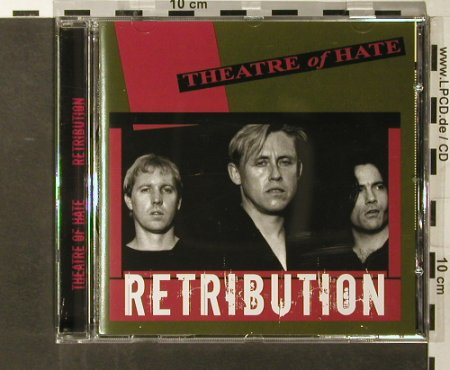 Theatre Of Hate: Retribution, Easterstone(), UK, 2006 - CD - 65420 - 10,00 Euro
