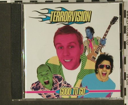 Terrorvision: Good to Go, Roadru.(), , 01 - CD - 65620 - 5,00 Euro