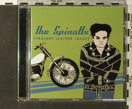 Spinoffs: Straight Leather Jacket, Amp Rec.(AMP 047), , 2003 - CD - 65887 - 10,00 Euro