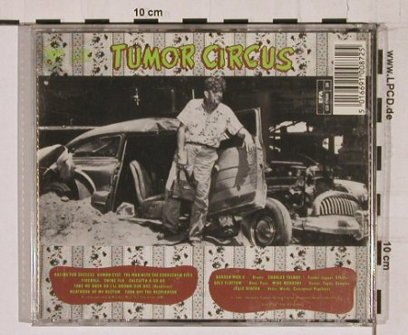 Tumor Circus: Same(Jello Biafra w.Charlie Tolnay), Alternative Tentacles(VIRUS 87CD), UK, 1991 - CD - 65896 - 11,50 Euro