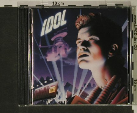 Idol,Billy: Charmed Life, Chrys.(260 644), D, 1990 - CD - 65942 - 7,50 Euro