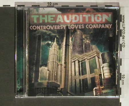 Audition, the: Controversy Loves Company, Victory(248), US, co, 2005 - CD - 66018 - 7,50 Euro