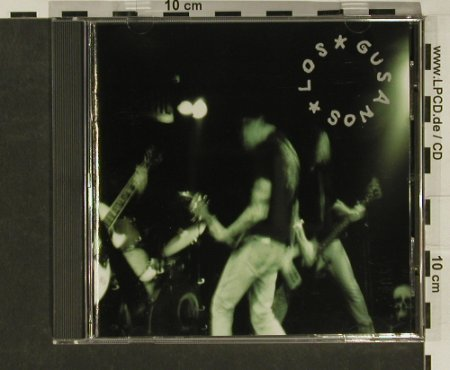 Los Gusanos: Same, Mayhem(), US, 98 - CD - 66059 - 5,00 Euro
