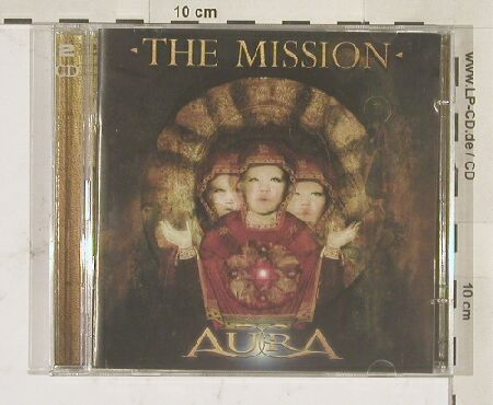 Mission: Aura,Boxed, SPV(), D, 01 - 2CD - 66151 - 10,00 Euro