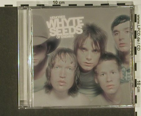 Whyte Seeds: Memories Of Enemies, Stockholm(), D, 03 - CD - 66152 - 5,00 Euro