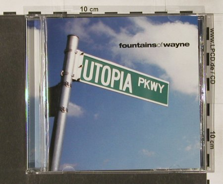 Fountains Of Wayne: Utopia Parkway, Atlantic(), D, 99 - CD - 66240 - 10,00 Euro