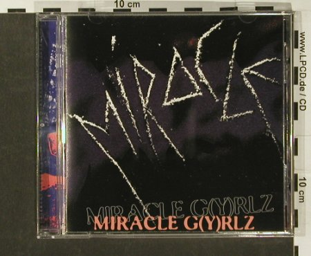 Miracle G(y)rlz: Same, TugRec(), D, 95 - CD - 66260 - 4,00 Euro