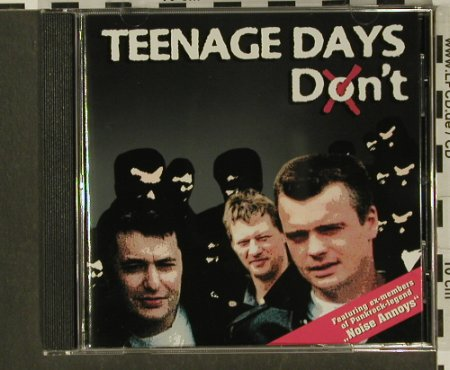 Teenage Days: Don't, Scrap(), D,  - CD - 66329 - 5,00 Euro