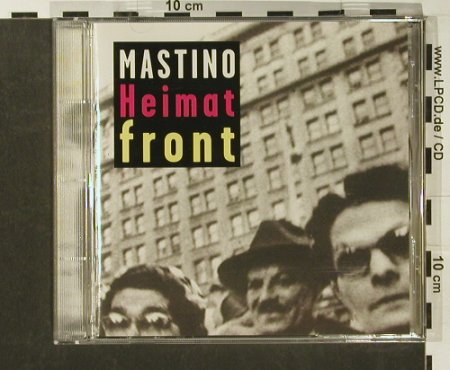 Mastino: Heimat Front, L'Age D'Or(), D, 95 - CD - 66355 - 4,00 Euro