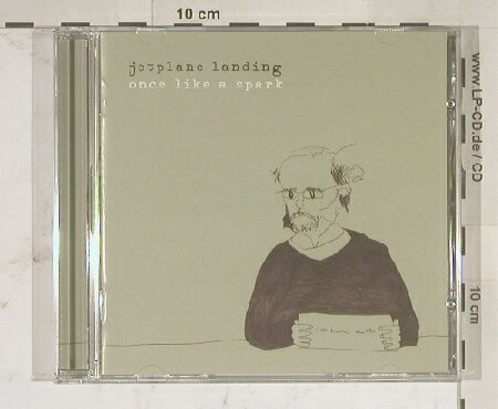Jetplane Landing: Once Like a Spark, Smallt.Am.(sta014), UK,  - CD - 66484 - 10,00 Euro