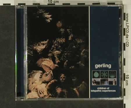 Gerling: Children of Telepathic Experiences, Play it ag(), D, 00 - CD - 66749 - 5,00 Euro