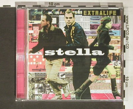 Stella: Extralife, incl.Sticker, RoughTrade(138.3416.2), A, 1998 - CD - 66758 - 10,00 Euro