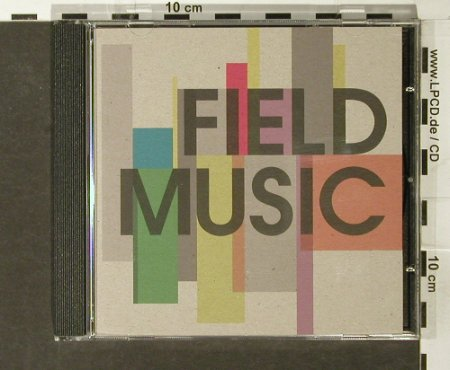 Field Music: Same, Memphis Industries(), EC, 2005 - CD - 66763 - 7,50 Euro