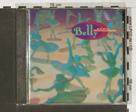 Belly: Star, 15 Tr., 4AD(), UK, 93 - CD - 67028 - 7,50 Euro