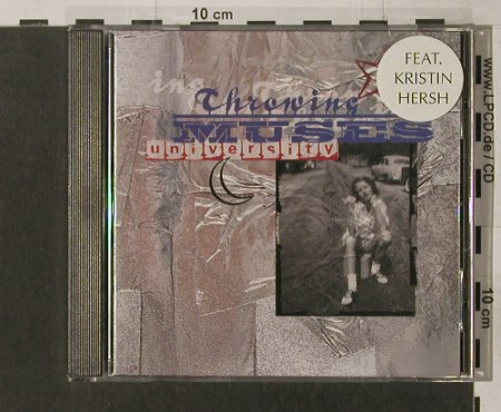 Throwing Muses: University, 4AD(), D, 95 - CD - 67076 - 5,00 Euro