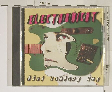 Electronicat: 21th Century Toy, Disco B(), EU, 03 - CD - 67189 - 10,00 Euro
