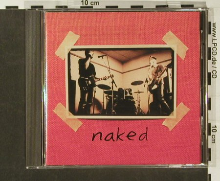 Naked: Same, Stockholm(), S, 96 - CD - 67363 - 10,00 Euro