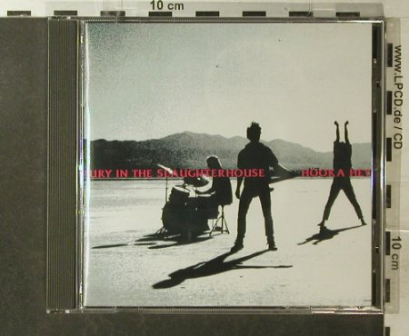 Fury In The Slaughterhouse: Hook A Hey, SPV(), D, 1991 - CD - 67439 - 7,50 Euro