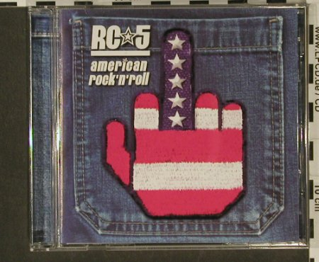RC5: American Rock'n'Roll, Twenty Stone Blatt(BAMF24), UK,  - CD - 67516 - 10,00 Euro