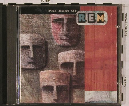 R.E.M.: The Best Of, IRS(7131282), UK, 1991 - CD - 67529 - 7,50 Euro