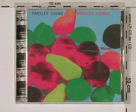 Parsley Sound: Parsley Sounds, MoWax(), UK, 03 - CD - 67633 - 11,50 Euro