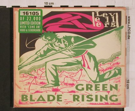 Levellers: Green Blade Rising, Digi, Eagle(), D, 02 - CD - 67773 - 11,50 Euro
